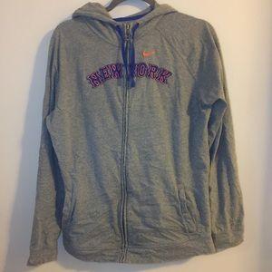 promo code 7161f 1eea3 Nike New York Mets Hoodie Sweatshirt